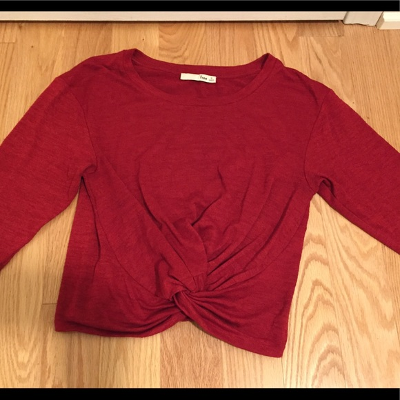 Wilfred Free Red Top